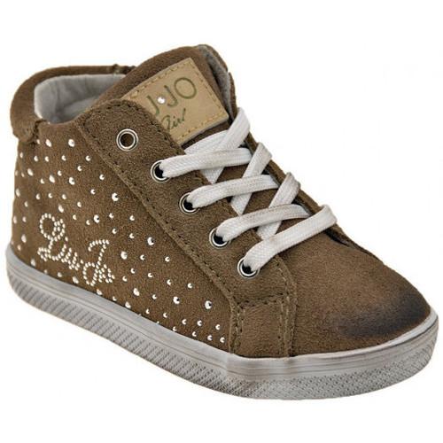 Schoenen Kinderen Hoge sneakers Liu Jo  Bruin