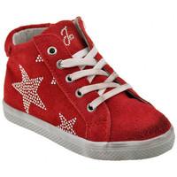Schoenen Kinderen Hoge sneakers Liu Jo  Rood