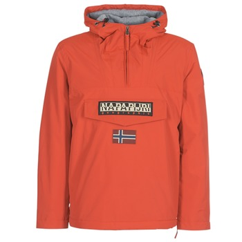Textiel Heren Parka jassen Napapijri RAINFOREST WINTER Oranje
