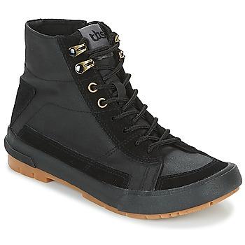 Schoenen Dames Hoge sneakers TBS BIVOUAC Zwart