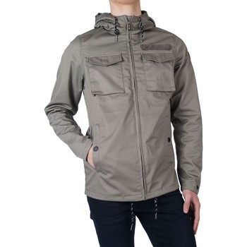 colberts Noize  Jacket, hood army