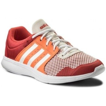 Schoenen Dames Lage sneakers adidas Originals Essential Fun II Rood