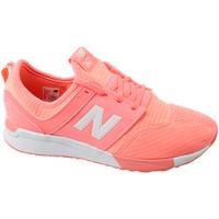 Schoenen Kinderen Lage sneakers New Balance KL247C7G