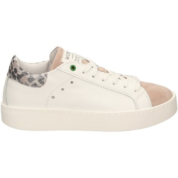 Schoenen Dames Lage sneakers Womsh CONCEPT Wit
