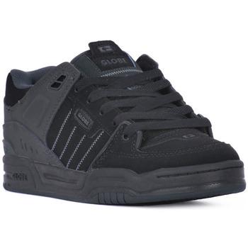 Schoenen Heren Lage sneakers Globe FUSION BLACK NIGHT Nero