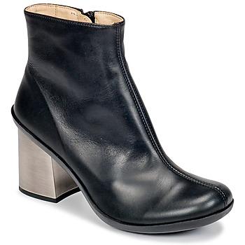 Schoenen Dames Enkellaarzen Neosens MARQUES DE CACERES Zwart