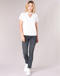 Textiel Dames Skinny jeans Diesel BABHILA Grijs / 084vq
