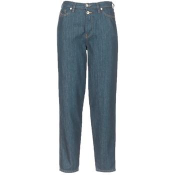 Textiel Dames Straight jeans Diesel ALYS Blauw / 084ur
