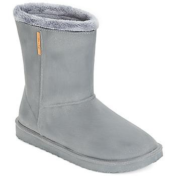 Schoenen Dames Snowboots Be Only COSY Grijs