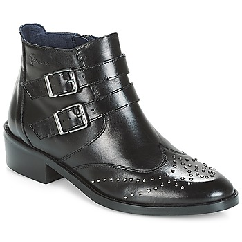 Schoenen Dames Laarzen Dorking CELINE Zwart