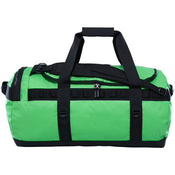 The North Face Base Camp Duffel M Classic Green-TNF Black