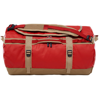 The North Face Base Camp Duffel S Bossa Nova Red-Kelp Tan