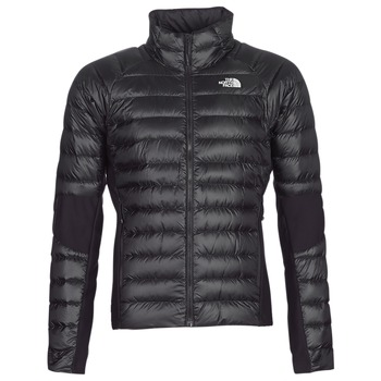 Textiel Heren Dons gevoerde jassen The North Face CRIMPTASTIC HYBRID Zwart