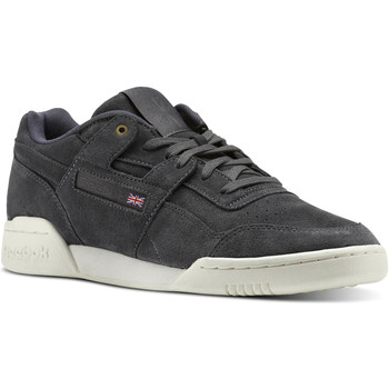 Schoenen Lage sneakers Reebok Classic Workout Plus Montana Cans collaboration Wit