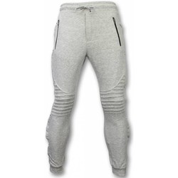 Textiel Heren Trainingsbroeken Enos Casual Joggingbroek - Buttons Joggingbroek 35
