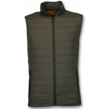Textiel Heren Dons gevoerde jassen Y Chrom Bodywarmer Heren - Casual Bodywarmer - Groen 25