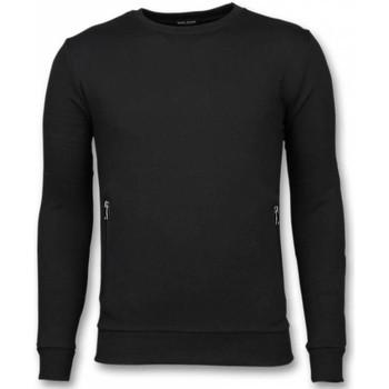 Textiel Heren Sweaters / Sweatshirts Enos Casual Crewneck - Buttons Trui 38