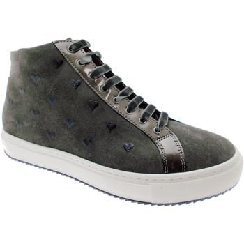 Schoenen Dames Laarzen Calzaturificio Loren LOC3763gr grigio
