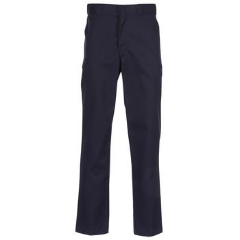 Textiel Heren 5 zakken broeken Dickies WORK PANT Kaki