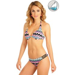 Textiel Dames Bikinibroekjes- en tops Litex Mix & Match Bikinitop met push-up cups Macy Zwart
