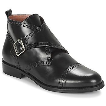 Schoenen Dames Laarzen Jonak DRISANA Zwart