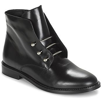 Schoenen Dames Laarzen Jonak DHAVLEN Zwart