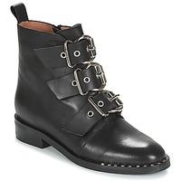 Schoenen Dames Laarzen Jonak DIRCE Zwart