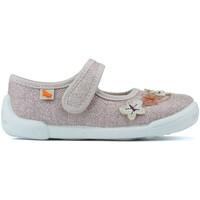 Schoenen Kinderen Ballerina's Vulladi HANDTASSEN  DESI PI?A K 5419VULLADI LINO FLORES K 578 roze