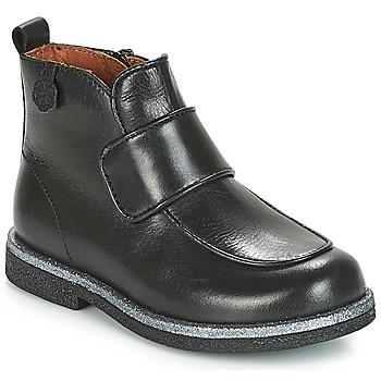 Schoenen Meisjes Laarzen Aster EVA Zwart