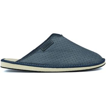 Schoenen Heren Sloffen Vulladi GLOK M 5555 HUIS SLIPPERS AZUL