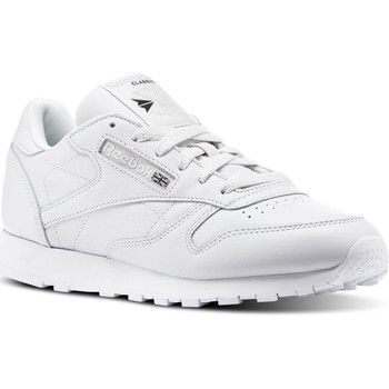 Schoenen Dames Lage sneakers Reebok Classic Classic Leather x Stockholm FACE Wit / Wit