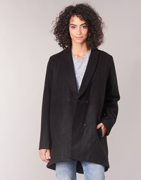 Textiel Dames Mantel jassen Vila VICAMDON Zwart