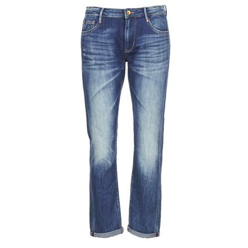 Textiel Dames Boyfriend jeans Le Temps des Cerises HERITAGE Blauw / Medium