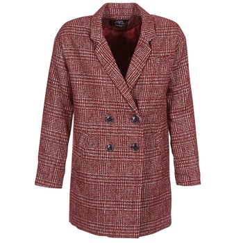 Textiel Dames Mantel jassen Le Temps des Cerises LADY Bordeau