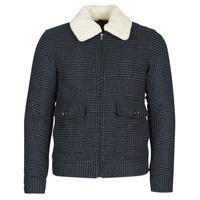 Textiel Heren Mantel jassen Sisley FADVIN Grijs