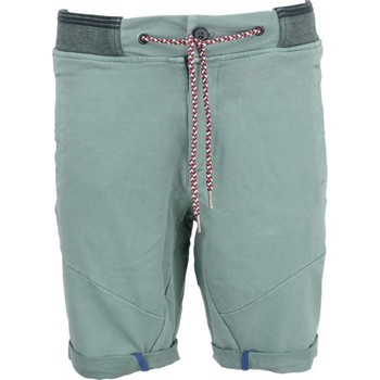 Textiel Heren Korte broeken / Bermuda's No Excess Short, sweat, discharge garm.overdy steel Groen