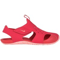 Schoenen Kinderen Sandalen / Open schoenen Nike Sunray Protect 2 PS Roze