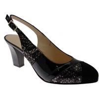 Schoenen Dames Sandalen / Open schoenen Soffice Sogno SOSO8061ne nero