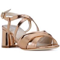 Schoenen Dames Sandalen / Open schoenen Melluso VALERIA SALMONE Rosa