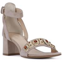 Schoenen Dames Sandalen / Open schoenen Elvio Zanon SANDALO Rosa