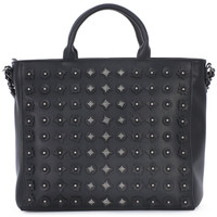 Tassen Dames Tassen   Richmond KISS SHOPPING BAG Nero