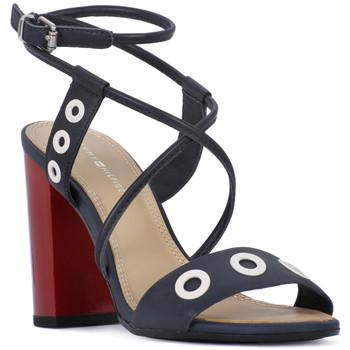 Schoenen Dames Sandalen / Open schoenen Tommy Hilfiger 403 SHEEL SANDAL Blu