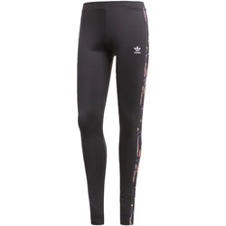 Textiel Dames Leggings adidas Originals Legging Zwart
