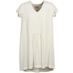 Textiel Dames Korte jurken Stella Forest BRIGIDE Ecru
