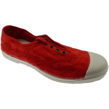 Schoenen Dames Instappers Natural World NW120rosso rosso