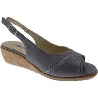 Schoenen Dames Sandalen / Open schoenen Melluso MET425je blu