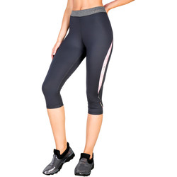 Textiel Dames Leggings Elle Sport Trainingsbroek grijs