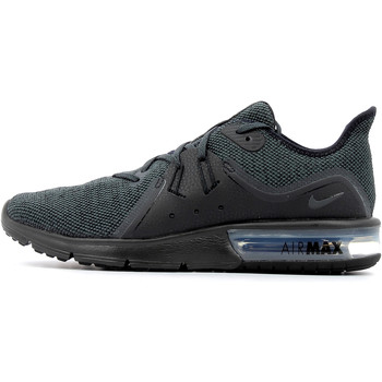 Schoenen Heren Lage sneakers Nike Air Max Sequent 3 Zwart