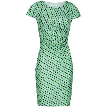 Textiel Dames Korte jurken Smashed Lemon Dress green Groen