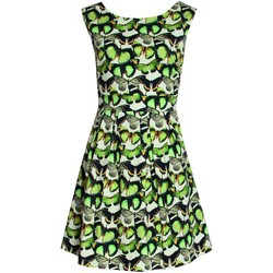 Textiel Dames Korte jurken Smashed Lemon Dress Groen